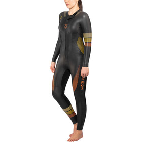 Colting Wetsuits Swimrun Wetsuit Dame black